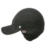 Зимна бейзболна шапка с козирка 670113