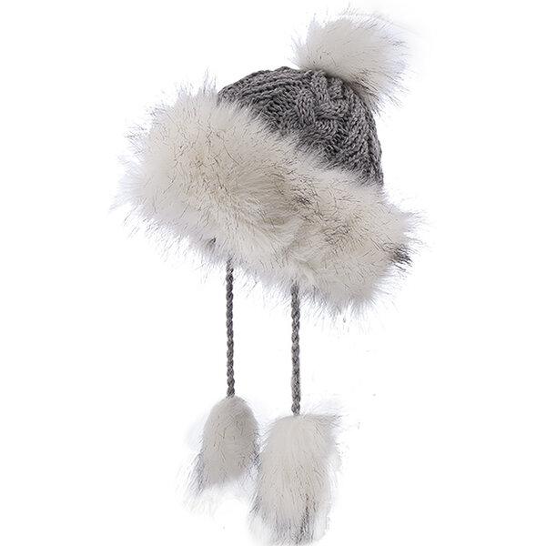 Модерна зимна дамска шапка Criss 670048