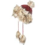 Модерна зимна шапка с пух Criss 670048