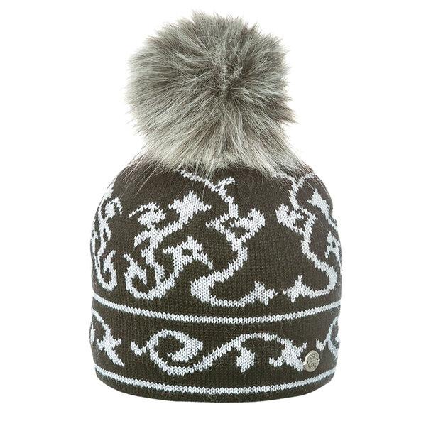 Зимна шапка с ламе Criss 670088
