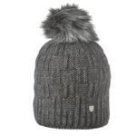 Плетена зимна шапка 670082