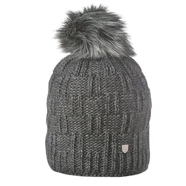 Плетена дамска зимна шапка Criss 670082