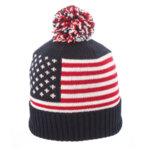 Зимна шапка американското знаме 670068