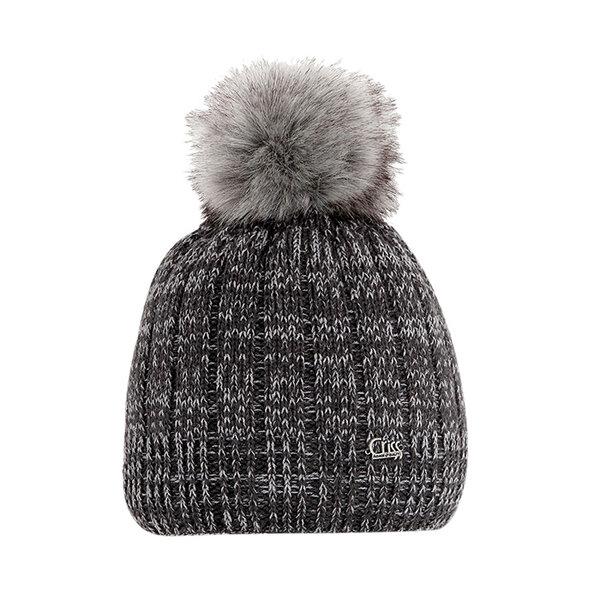 Зимна детска шапка меланж 634023
