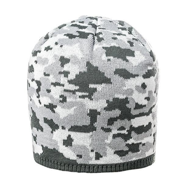Зимна шапка камуфлаж 670020
