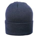 Зимна мъжка шапка с подгъване 670013