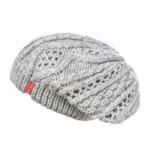 Зимна дамска шапка барета 670035