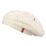 Зимна дамска шапка барета 670034