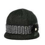 Зимна елегантна дамска шапка 630072