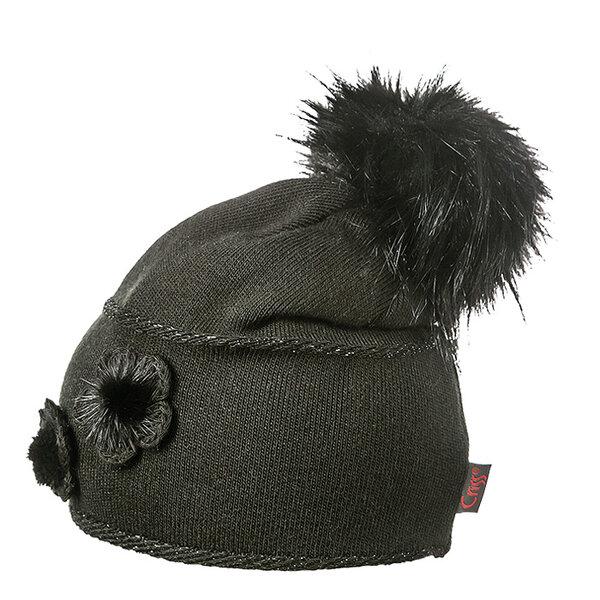 Дамска шапка с цвете 630052