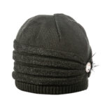 Плетена елегантна шапка 630070