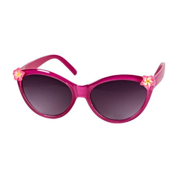 Слънчеви очила детски с цвете за момиче - 054205