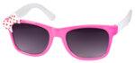 Детски слънчеви очила с панделка за момичета - 054170