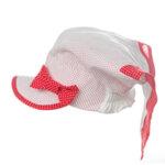 Лятна шапка - кърпа за момиче 774072
