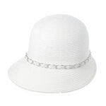 Дамска лятна елегантна шапка 741808