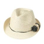 Лятна шапка бомбе за момиче 741804
