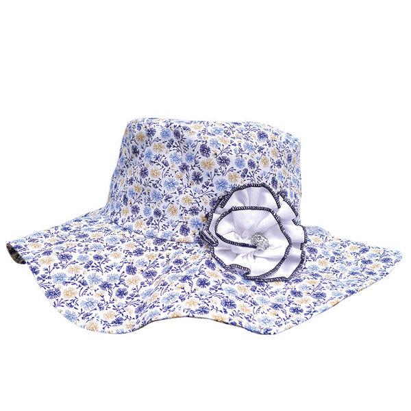 Лятна шапка за момиче капела 774085