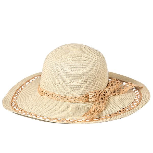 Лятна шапка дамска капела с периферия 741713
