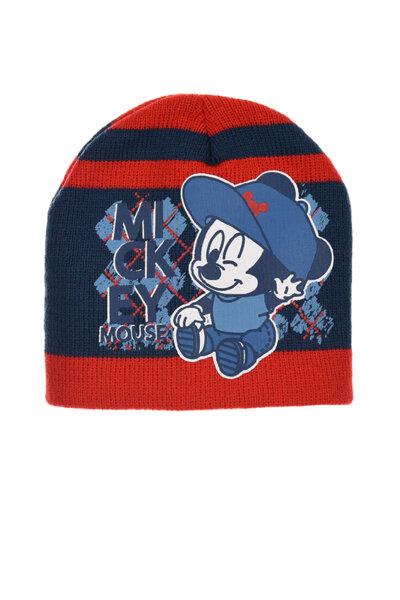 Зимна шапка за бебе момче Мики Маус 65174085