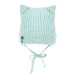 Зимна шапка за бебе момиче Criss 634050