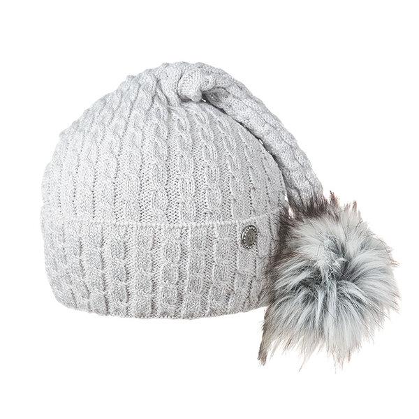 Плетена детска зимна шапка за момиче Criss 634013
