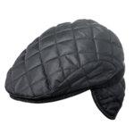 Мъжка шапка каскет за зима 670104