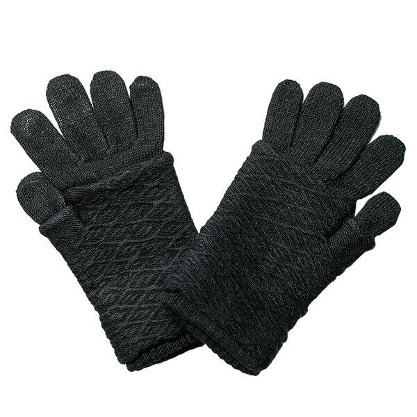 Дамски плетени ръкавици с ръкавели Criss 672018
