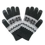Плетени ръкавици touch screen 672051