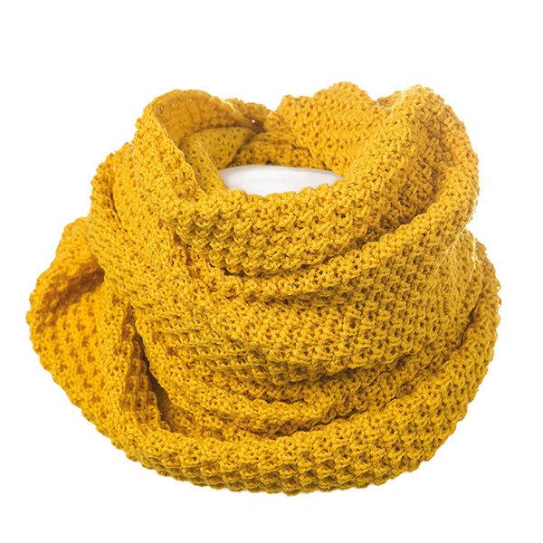 Модерен дамски плетен шал Criss 633003