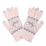 Зимни дамски ръкавици touch screen 672052
