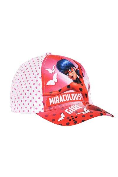 Лятна шапка за момиче Lady Bug 75204150
