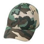 Спортна шапка с козирка камуфлаж 742121