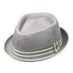 Мъжка шапка бомбе от памук 742102