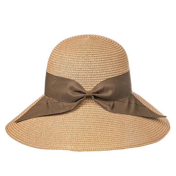 Лятна дамска шапка с периферия 742107