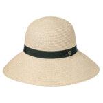 Модерна дамска шапка с периферия 742104