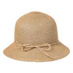 Дамска лятна шапка с малка периферия 742105