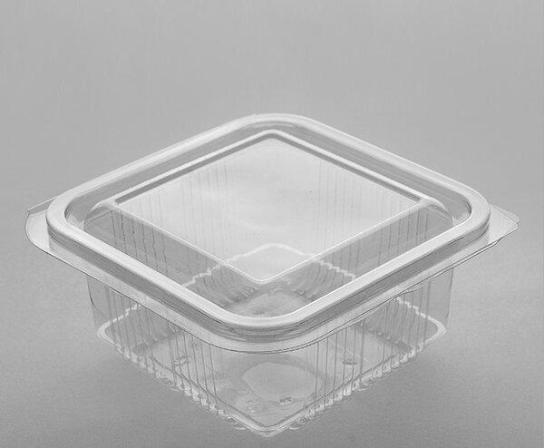 Кутия с прикачен капак 375 мл - 100 бр.