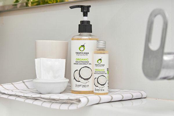 5 предимства на кокосовото масло в грижата за кожата
