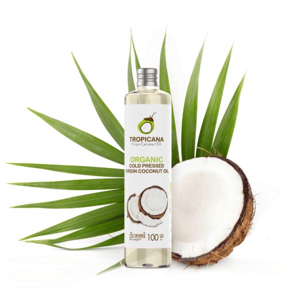 Био кокосово масло 100 ml