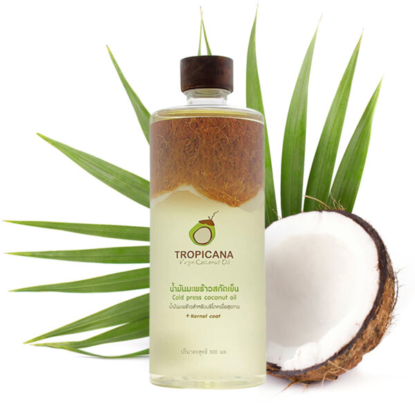 Био кокосово масло 500 ml