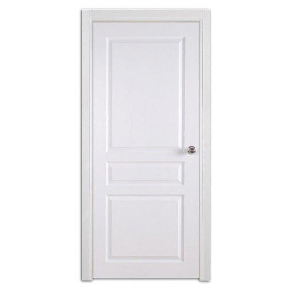 Интериорна врата Craftmaster Перге бяла