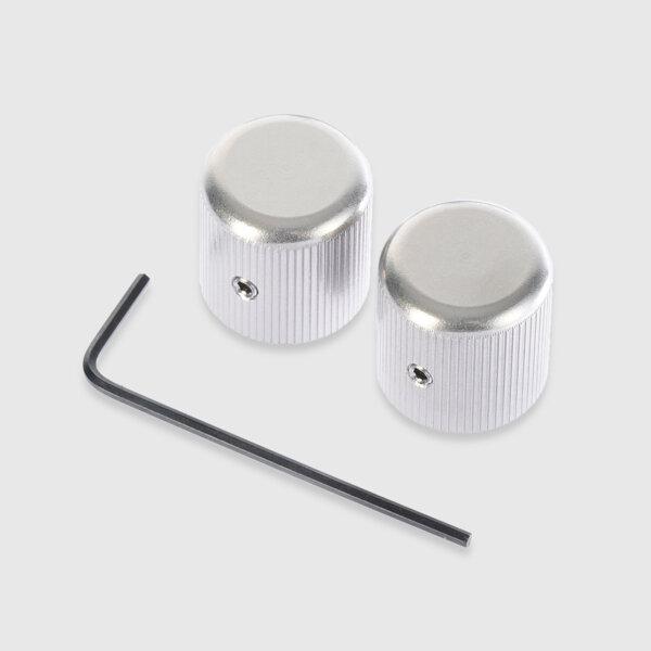 DK18-A0-SS Dome Knobs