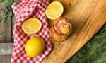 Лимонови мъфини с био кисело мляко Рукатка