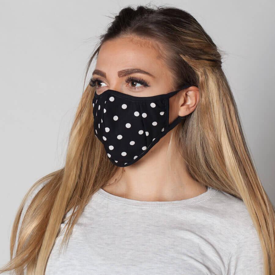 Различни видове предпазни маски с филтър. Защити себе си и околните с маски с филтри със сребърни йони. Купи многократни маски онлайн от Promask.