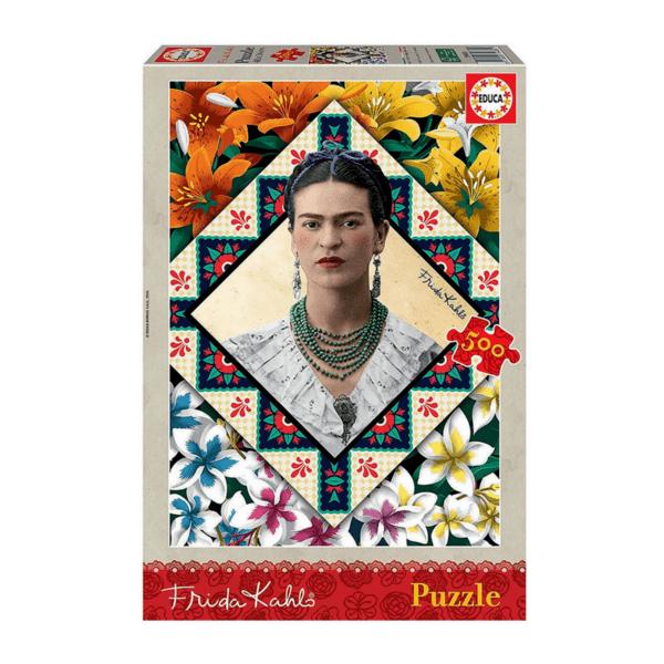 Пъзел Фрида Кало- 500 части