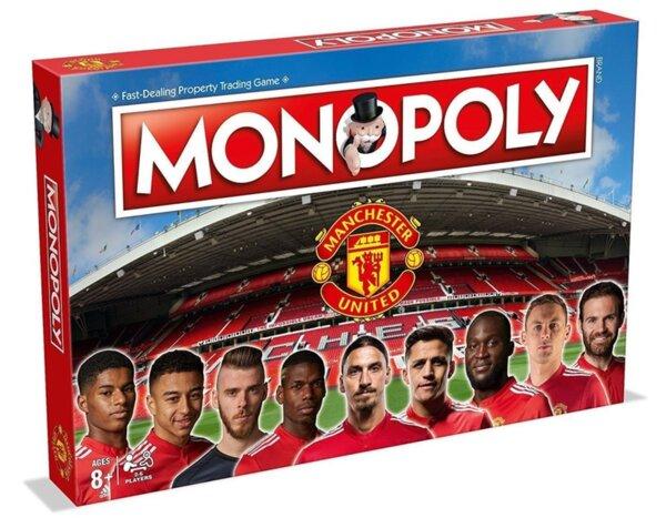 Монополи – Манчестър Юнайтед