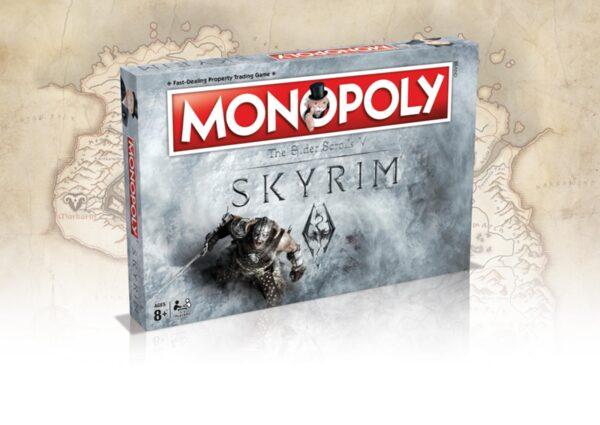 Монополи – Skyrim