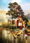 Легенда за Цар Смауил- пъзел 1000 части- Васил Горанов
