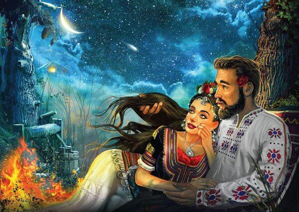 Мечтай с мен- пъзел от 1000 части- Калоян Стоянов