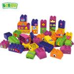 BB0007 Конструктор Био Бъди – Образователни кубчета за момичета 40бр.